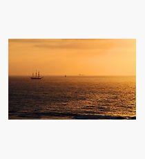 Tall Ship Leeuwin II - Western Australia  Photographic Print
