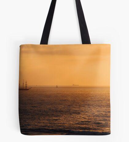 Tall Ship Leeuwin II - Western Australia  Tote Bag