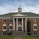 Mineral County Court House by Bryan D. Spellman