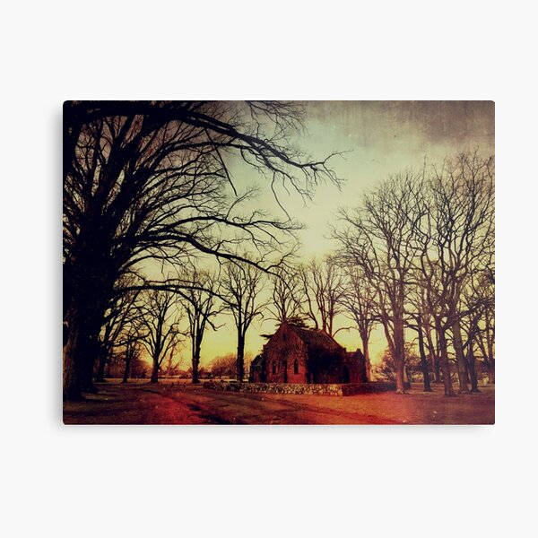Gostwyck Chapel Metal Print