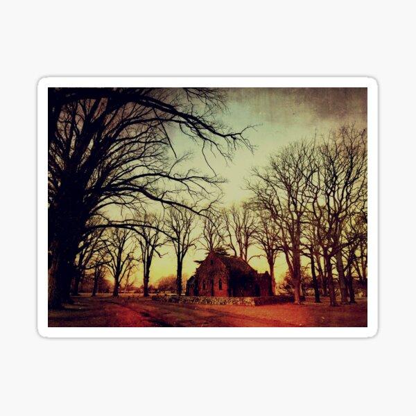 Gostwyck Chapel Sticker