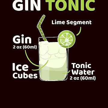 Gin and Tonic by schnibschnab