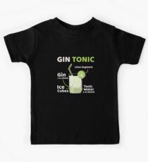 Gin Tonic Kinder T-Shirt
