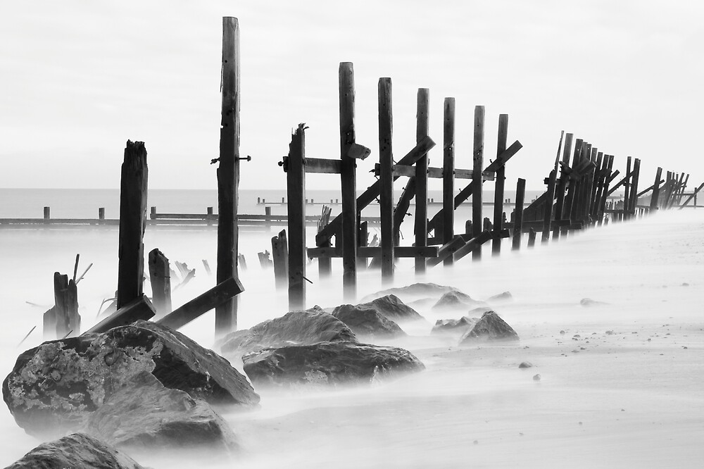 Happisburgh I by Mabs