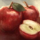 Apples by nokcturna