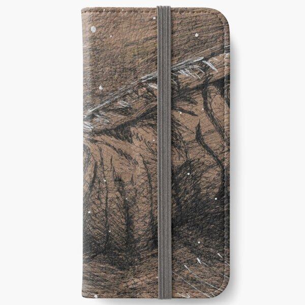 Moon Tiger iPhone Wallet