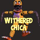 Withered Chica (Withereds 3) by ItsameWario