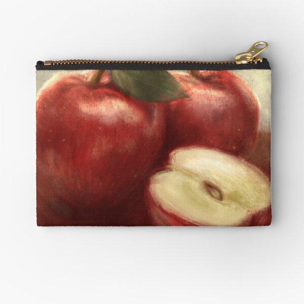 Apples Zipper Pouch