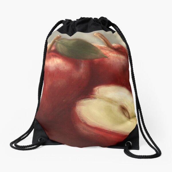 Apples Drawstring Bag