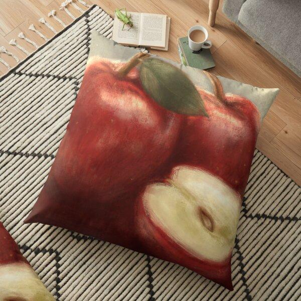 Apples Floor Pillow