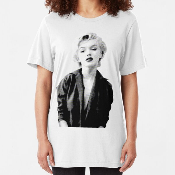 Marilyn Monroe Slim Fit T-Shirt