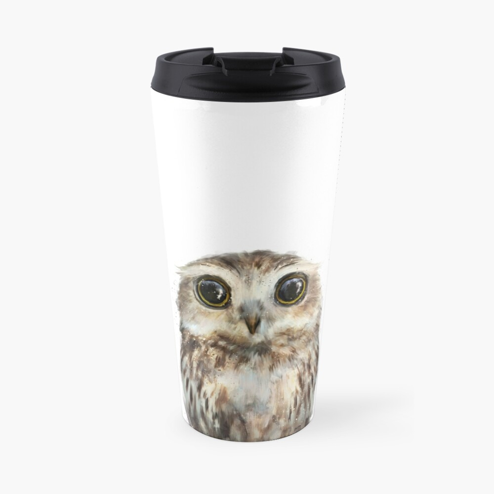 Little Owl Travel Mug