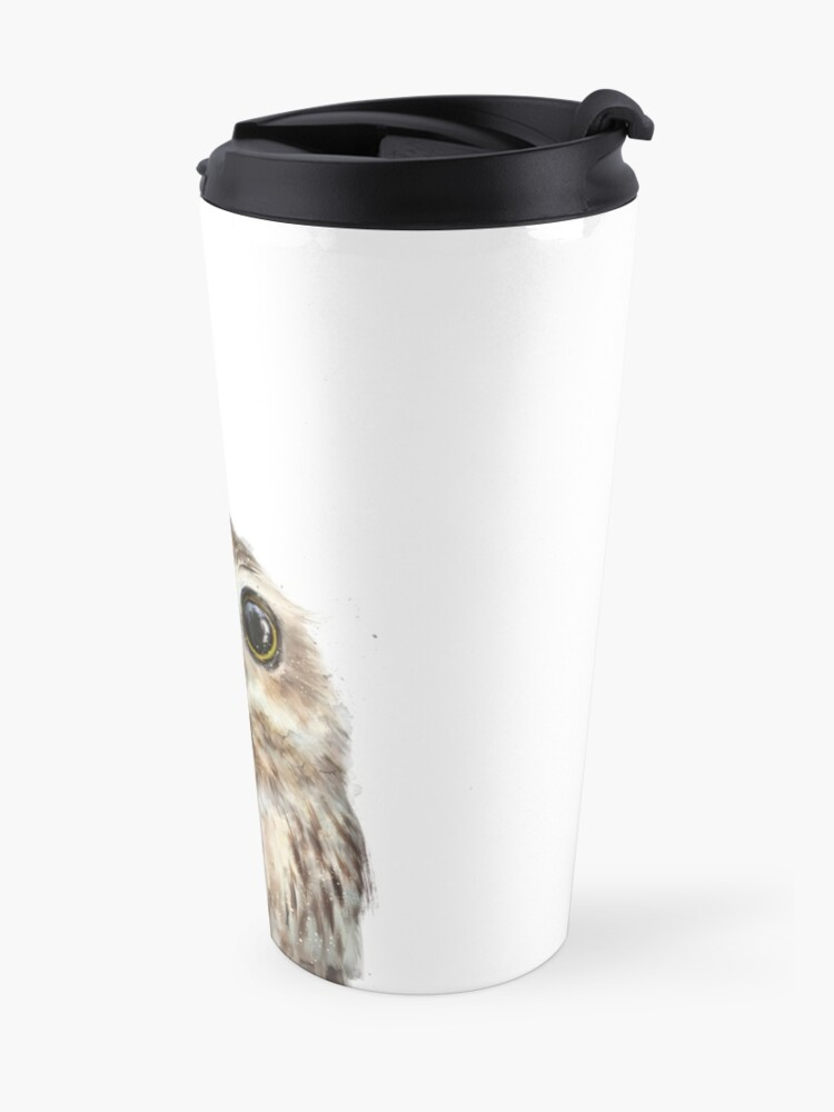 Alternate view of Little Owl Travel Mug