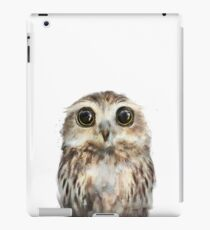 Little Owl iPad Case/Skin