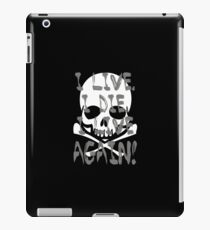 We are Warboys!  iPad Case/Skin