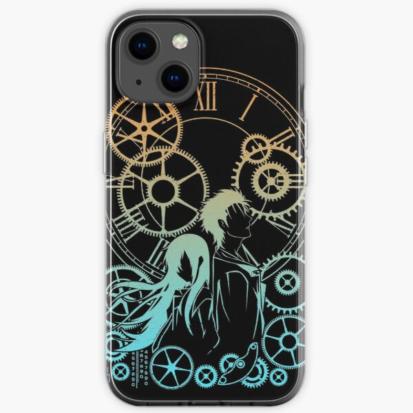 TIME iPhone Soft Case