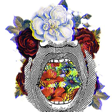 Flower Mouth by D-Taurus