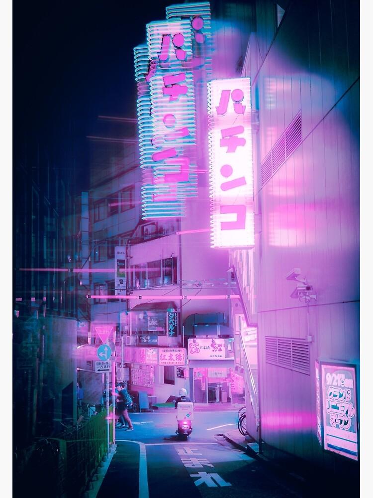 Neon Tokyo by Phrames