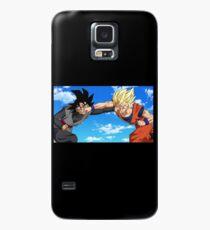 DBZ Son Goku vs Son Goku Black Case/Skin for Samsung Galaxy
