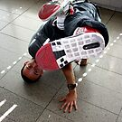 ''Breakdancer'' by AJPPhotography