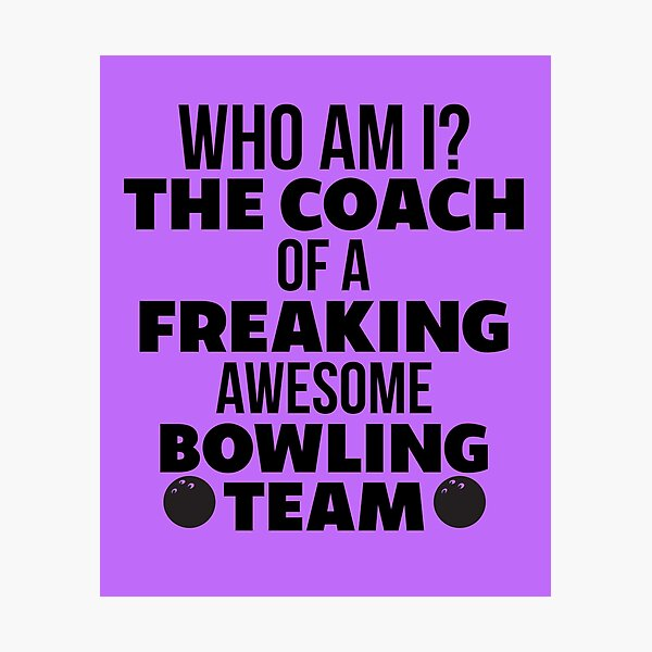 Bowling Coach Bowling Coach Gift Bowling Coach Personalized Tumbler