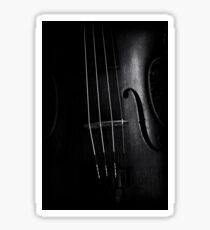 Violin 1 Sticker