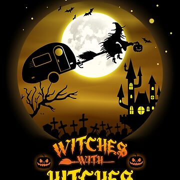 witches with hitches by Kerryhuman