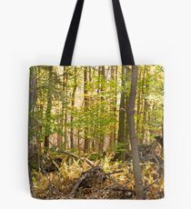 Golden Glade Tote Bag