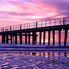 sunset melbourne by ByRyan