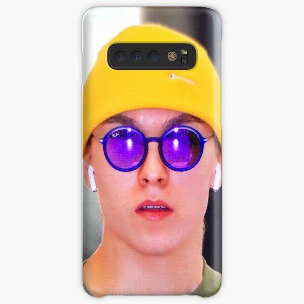 """Vernon """"phone case"""" Samsung Galaxy Snap Case"""