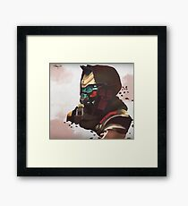 I'm coming home Ace- Cayde-6 Framed Print