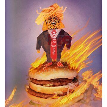 Small Hands, Big Mac by jondenby