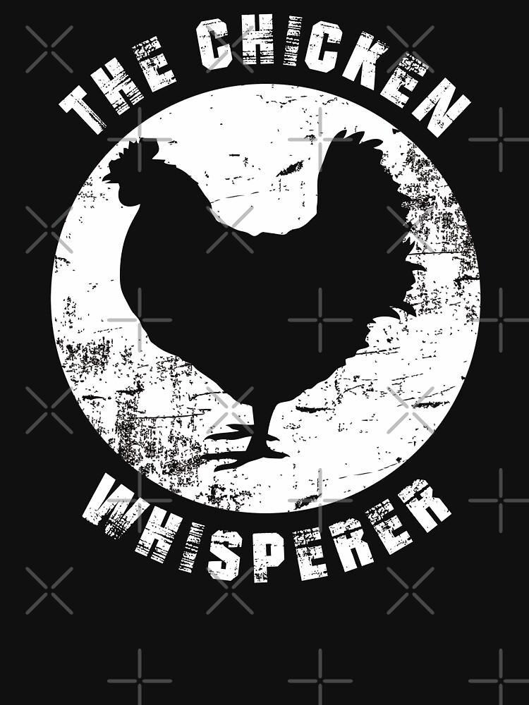 the chicken whisperer by Malinierise4