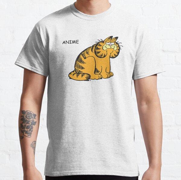 garfielf T-shirt classique
