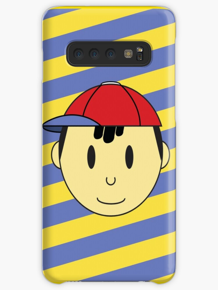 'Ness Earthbound Mother Super Smash Bros' Case/Skin for Samsung Galaxy by  Mrmasterinferno