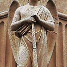 Angel Musing by Bernadette Watts