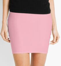 Cherry Blossom Pink  Mini Skirt