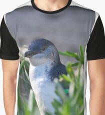 Fairy Penguin Graphic T-Shirt