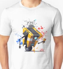 Back to Borderlands Claptrap Unisex T-Shirt