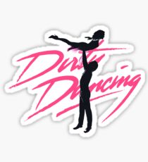 dirty dancing Sticker