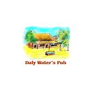 Daly Water's Pub by David Fraser