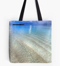 Crystal Water of the Ocean Tote Bag