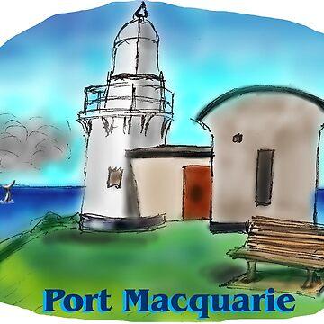 Port Macquarie by davidfraser