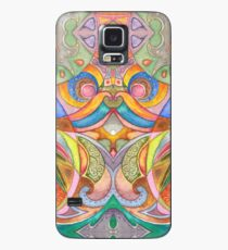 Seamless Watercolor Pattern by Lierre Kandel Case/Skin for Samsung Galaxy