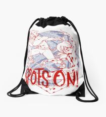 Miraculous Ladybug-color variations Drawstring Bag