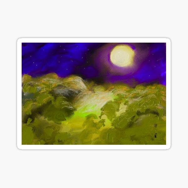 Landscape 1.C Sticker