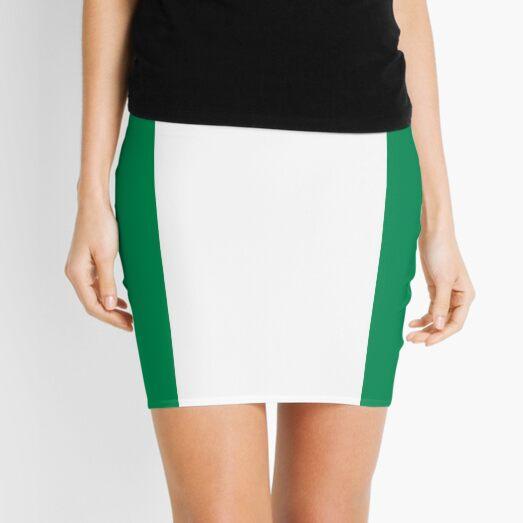 Nigerian Flag - Nigeria Mini Skirt Mini Skirt
