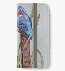 Kingfisher iPhone Wallet/Case/Skin