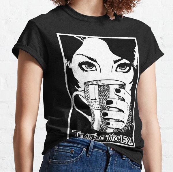 Dein Tee, Schatz..... Classic T-Shirt