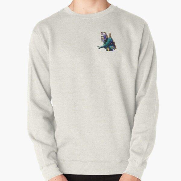 DJ Yonder Pullover Sweatshirt